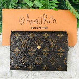 Louis Vuitton - Porte Tresor Etue Papiers Wallet